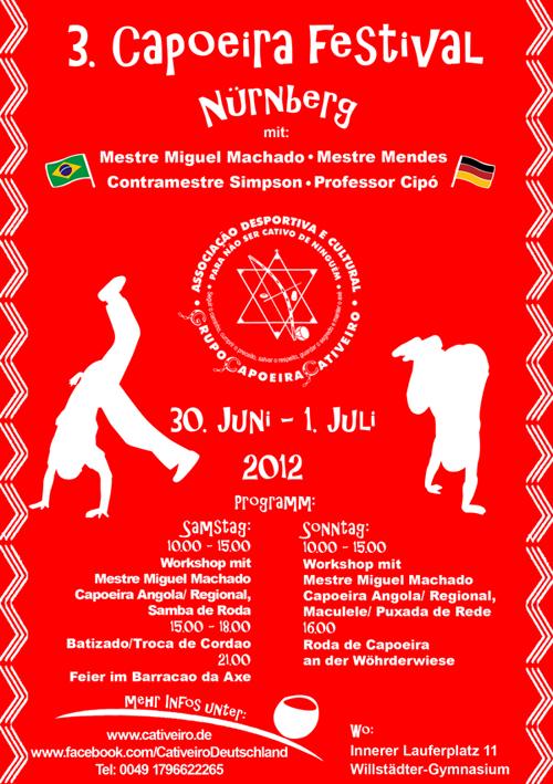 3. Capoeira Festival Nürnberg